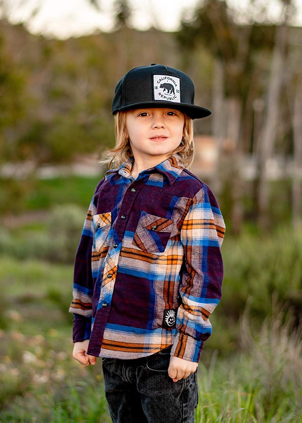 Born to Love Clothing Button Down Shirts Infant and Boy