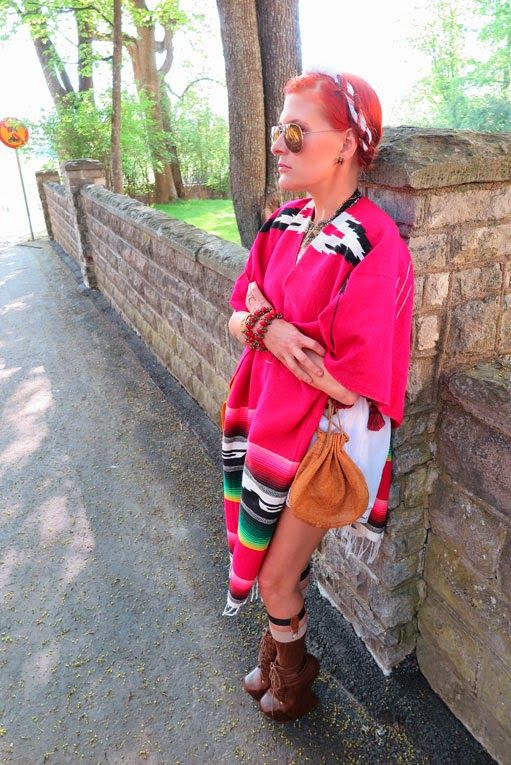 The wardrobe of Ms. B: Fiesta