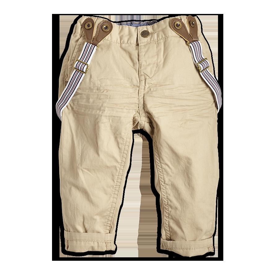 Bukse, Beige, Baby 44-86 cm, Barn | Lindex