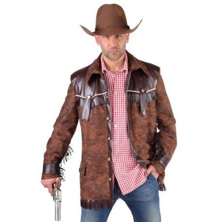 Manteau Déguisement Luxe Manteaux Homme Pour Chic Cowboy 8xZqwdx1