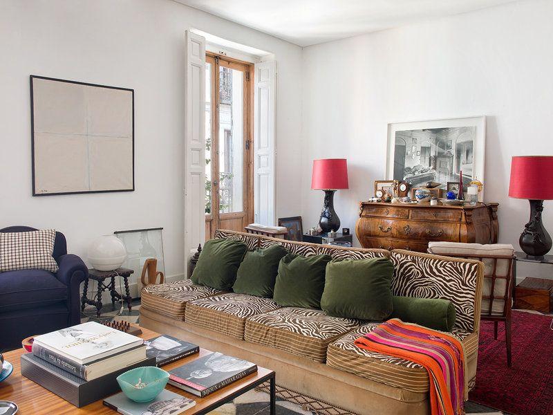 Pasado perfecto. Un piso del XIX con decoración ecléctica