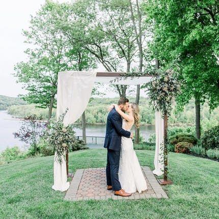 Saint Clements Castle Weddings Connecticut River Wedding ...