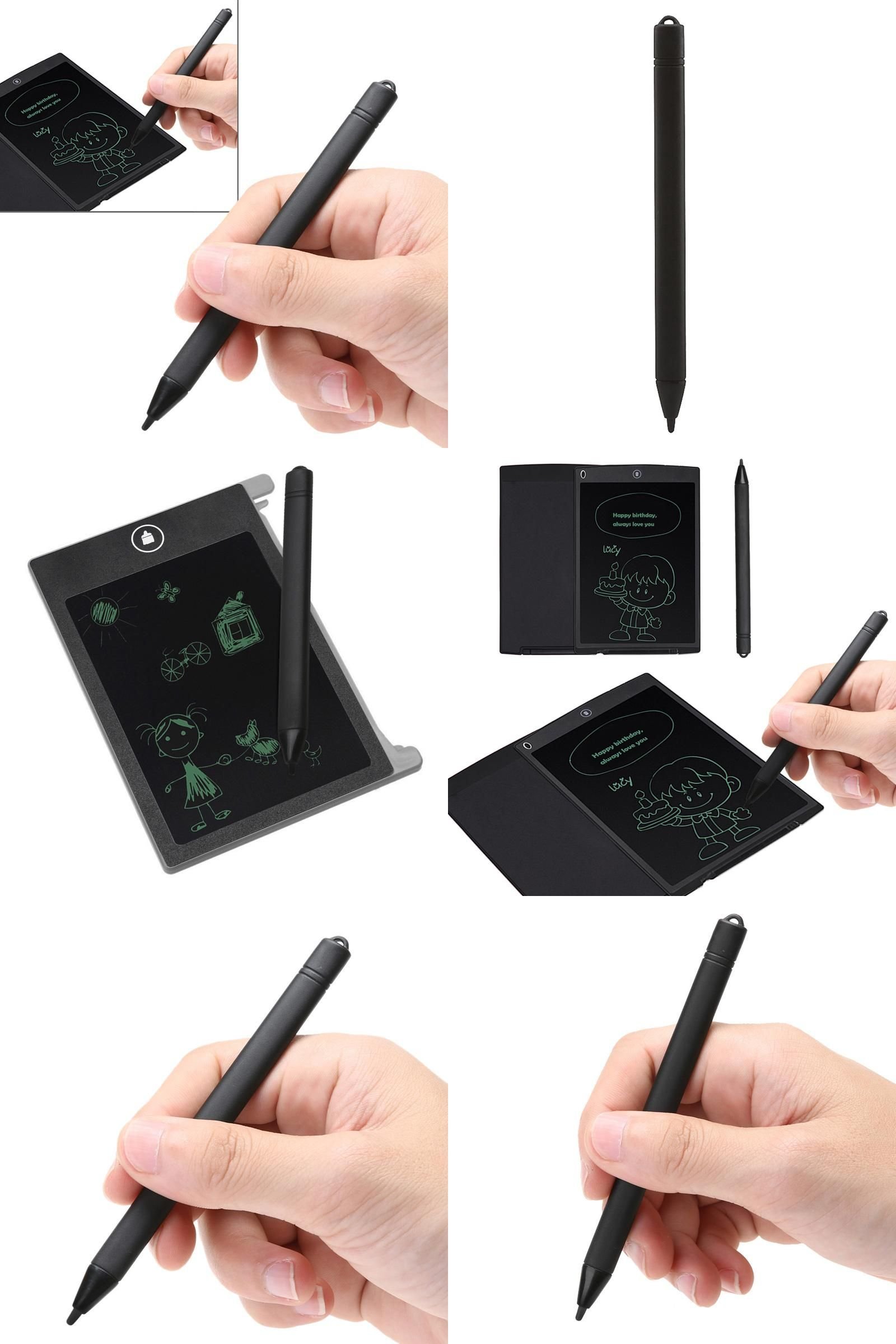 8.5/'/'//12/'/' Professional Graphic Tablet Pen Digital Drawing Painting Writing Pens