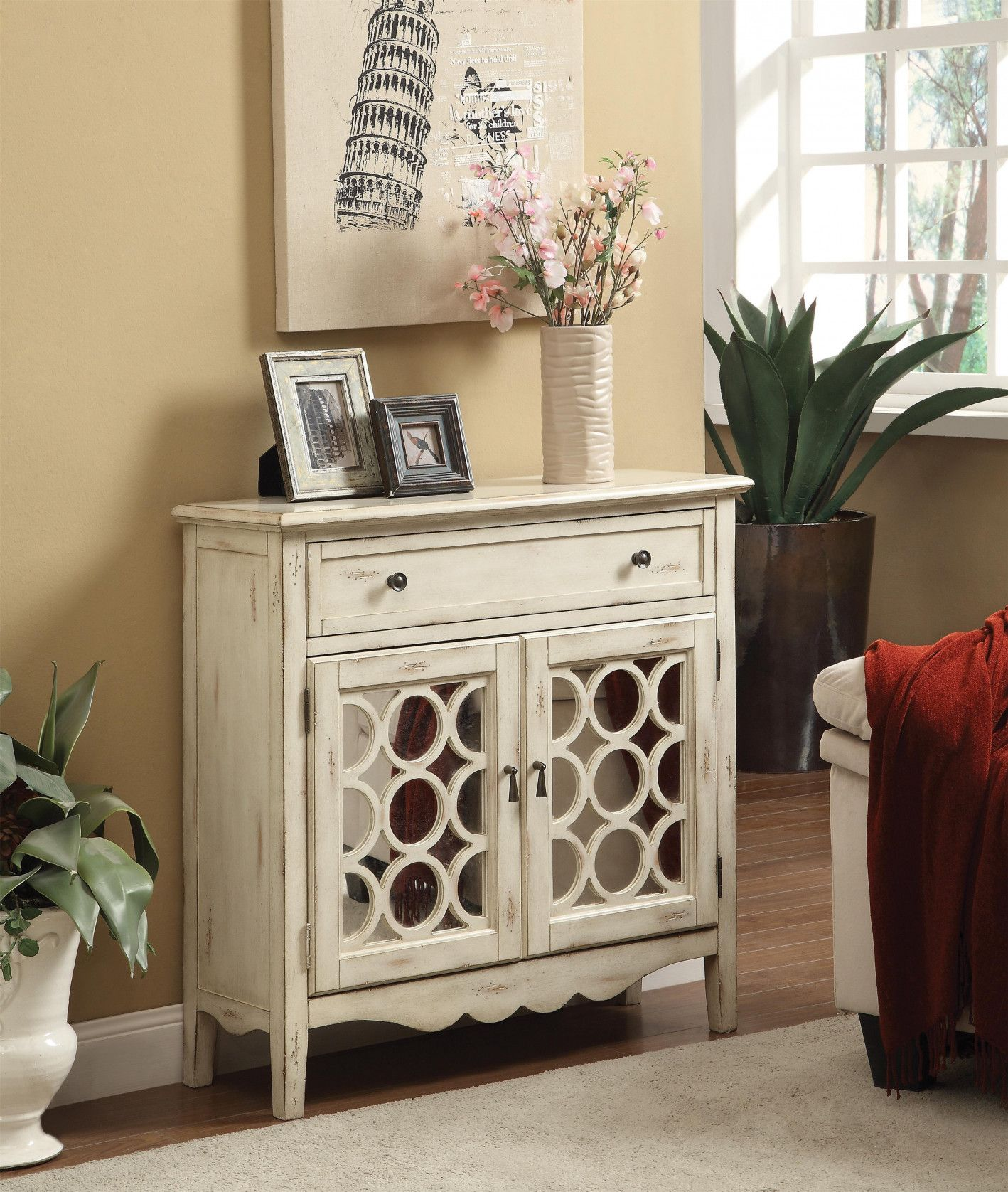 Accent Cabinets With Doors