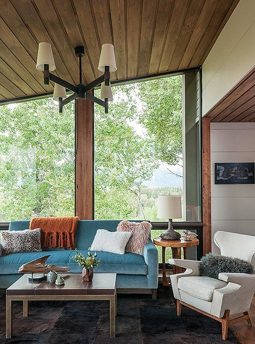 Home Decor Interior Design: The Pacific Northwest Look That's Sweeping The Nation