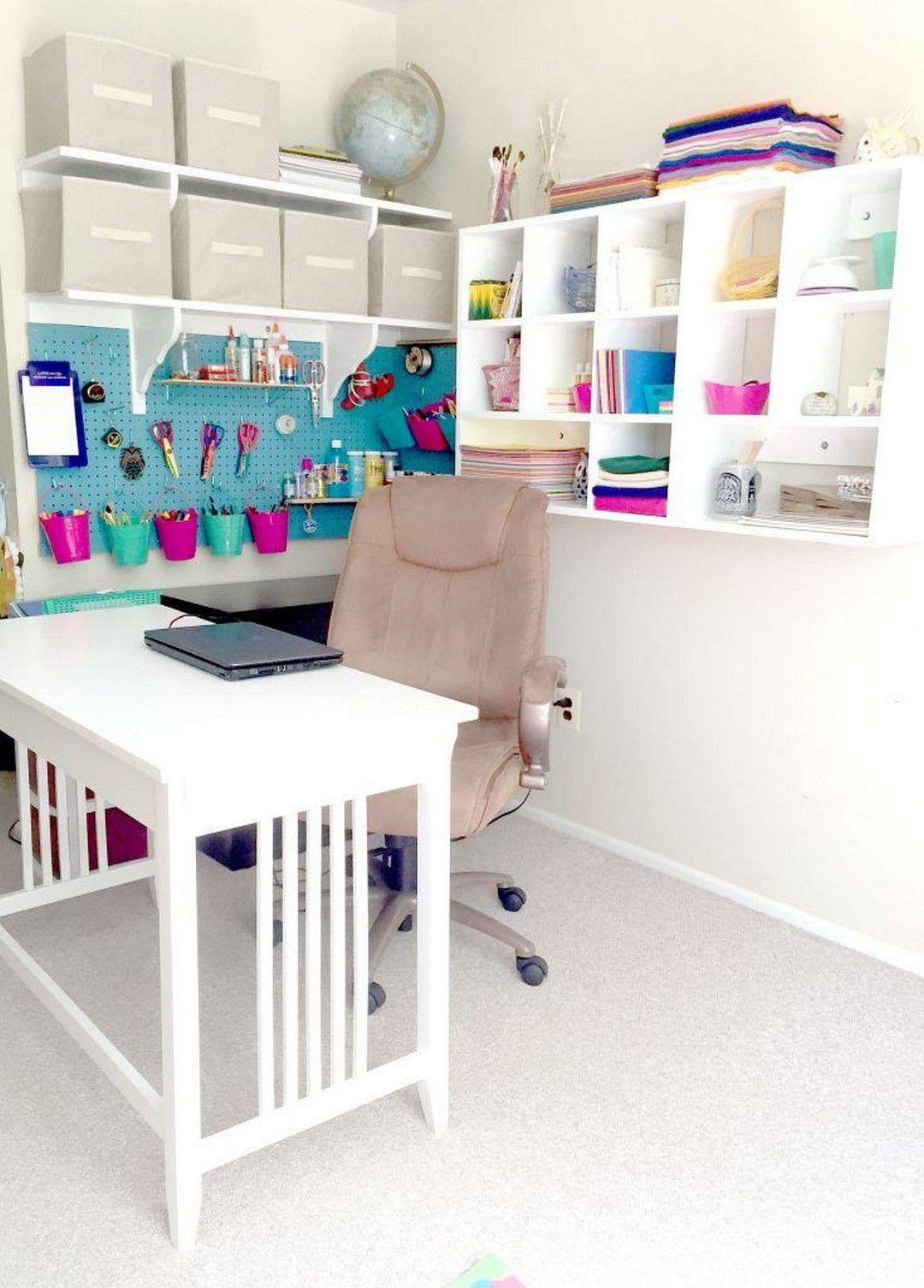 21 Free Plans DIY Kids Room Storage Idea images