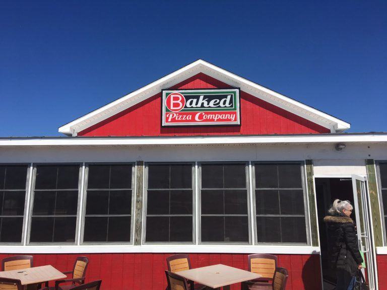 Baked Pizza Company Topsail Island Topsail Island Topsail Best Island Vacation