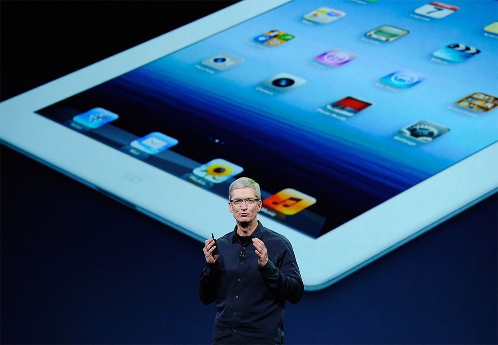 Five Key iPad Mini Features That Will Define Tim Cook's Apple | zowchow.com