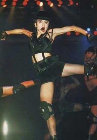 Madonna live,BA