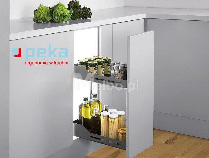 Kosz Cargo Boczne 2 Poziomy Peka Snello 15cm 20cm 30cm Kitchen Home Decor Bathroom Medicine Cabinet
