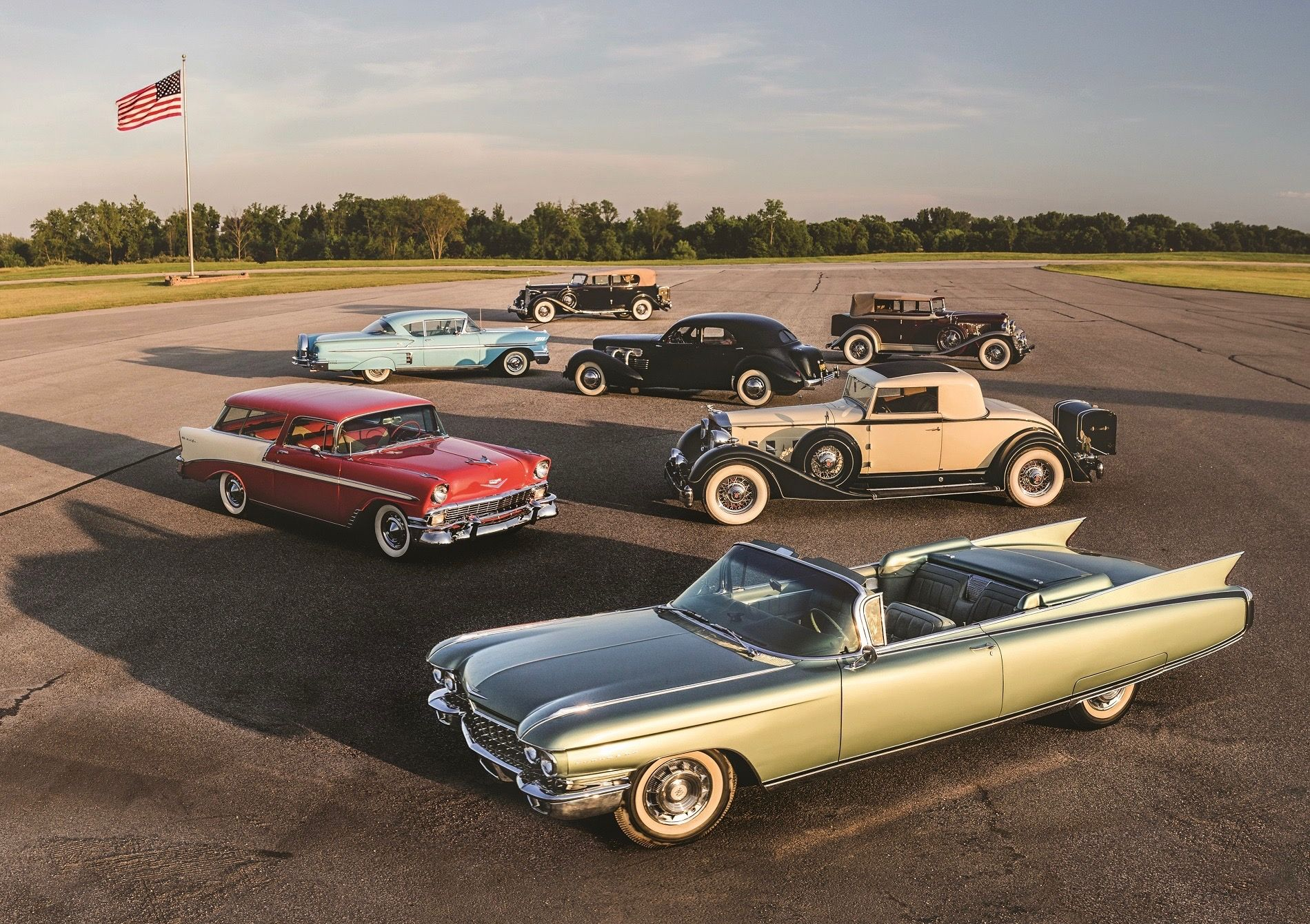 90car Meurer collection consigned to RM's Auburn sale