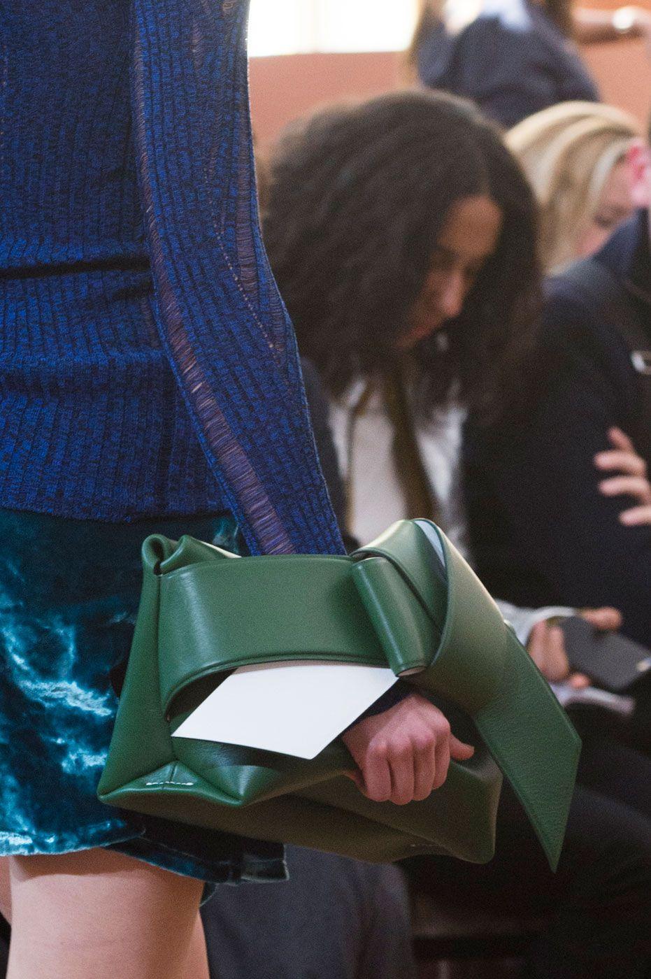 Spotlight: The Best Bags From Paris Fashion Week  - ELLE.com