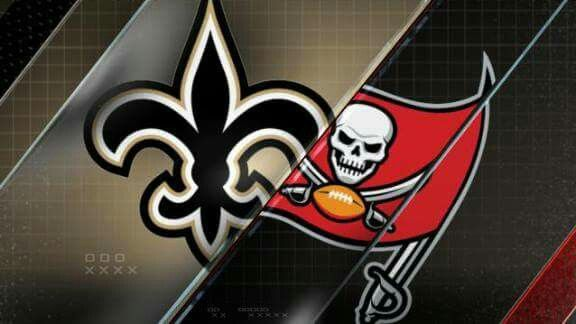 Image result for New Orleans Saints vs. Tampa Bay Buccaneers