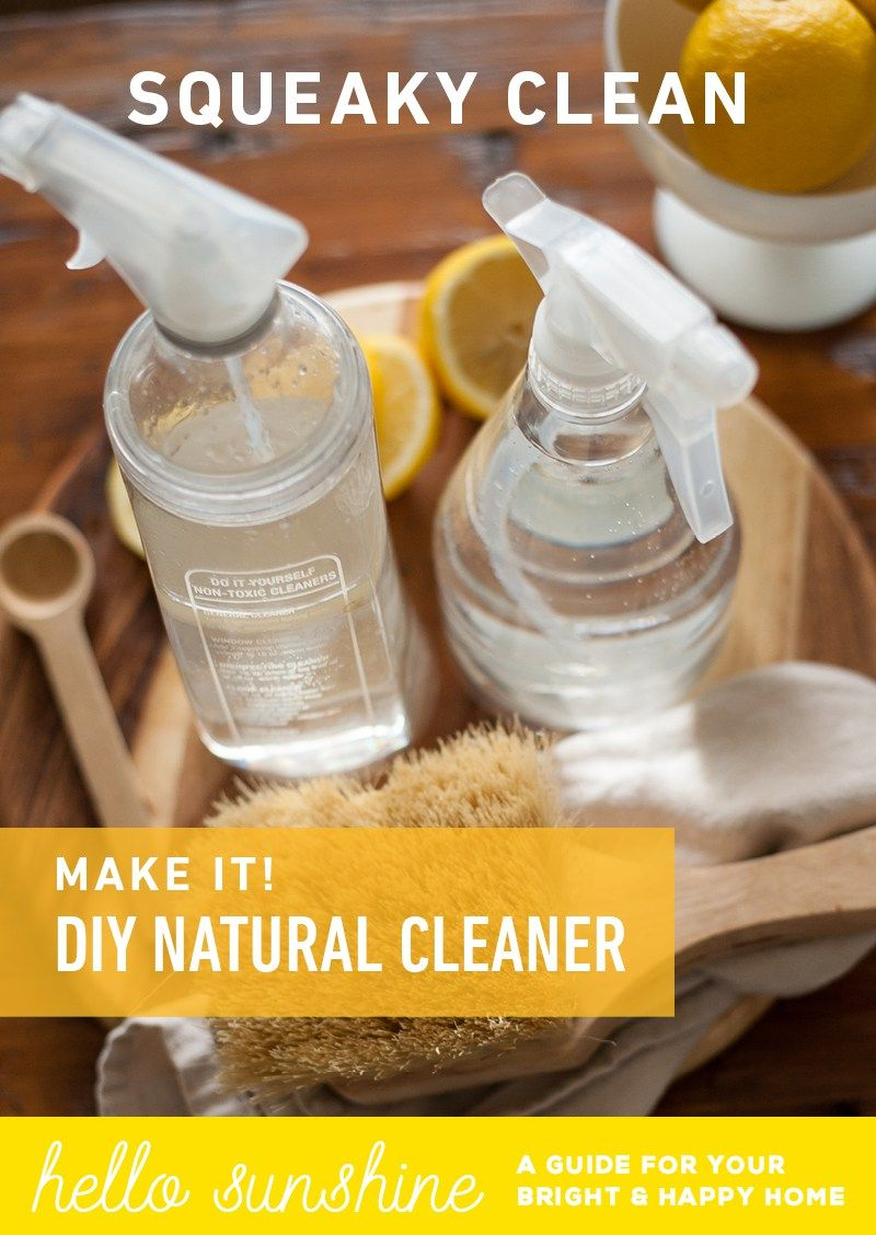 Try This Budget Friendly DIY Natural Cleaner For Your Wood Furniture. (Only  Three Ingredients