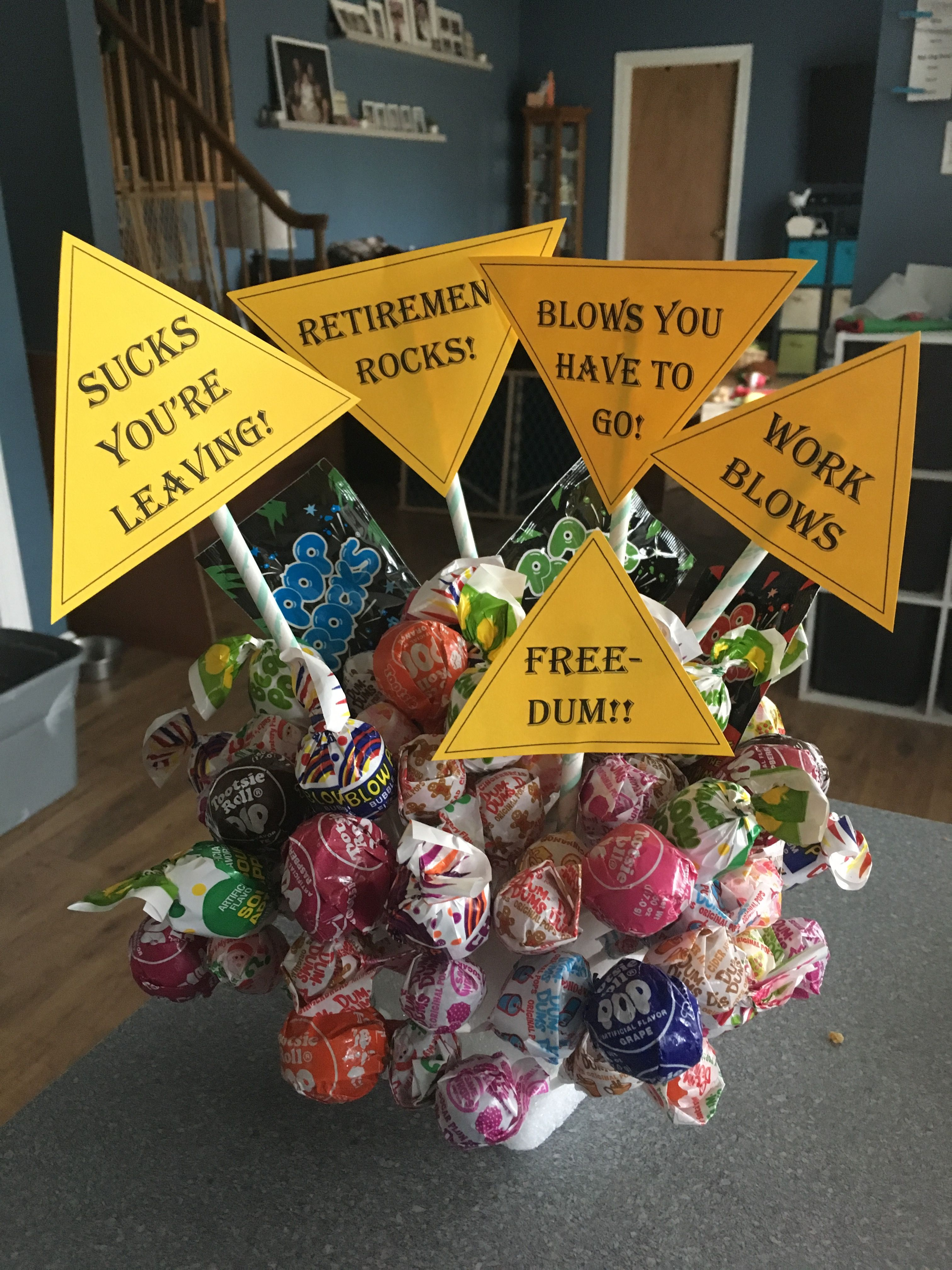 Pin by Cheryl Anne on Silly retirement gifts Retirement