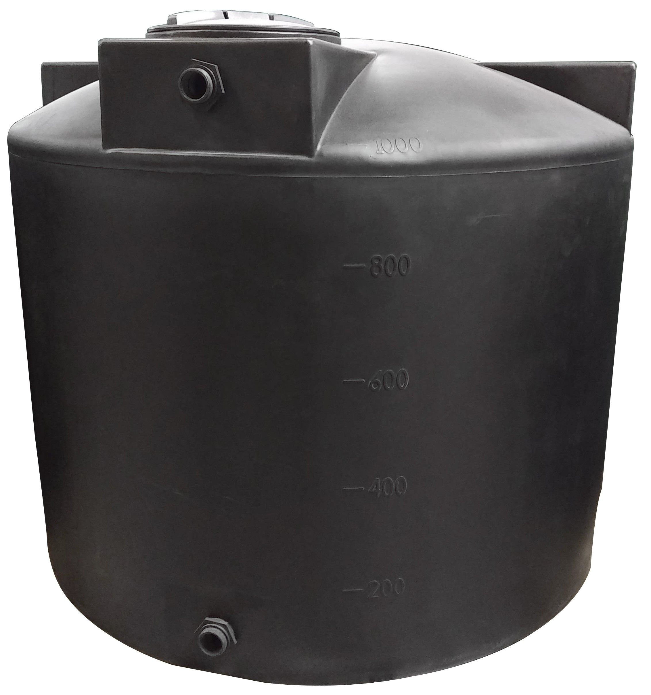 1000 Gallon Water Storage Tank Plastic Water Tank Poly Tank Potable Water Tank Black Poly Mart Water Storage Tanks Water Storage Storage Tank