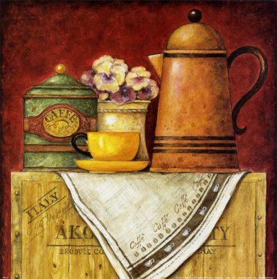 Mocha Caffe Coffee I (Eric Barjot)