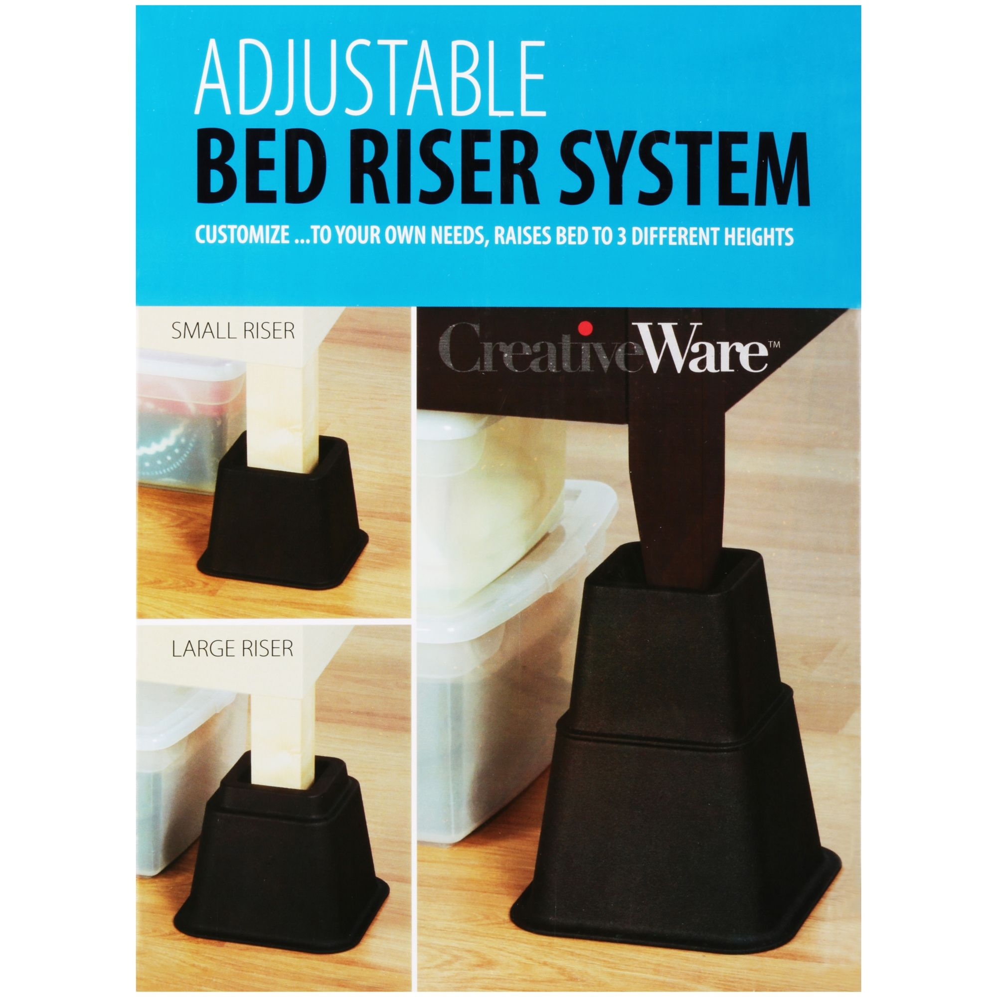 Home Adjustable Bed Risers Bed Risers Adjustable Beds