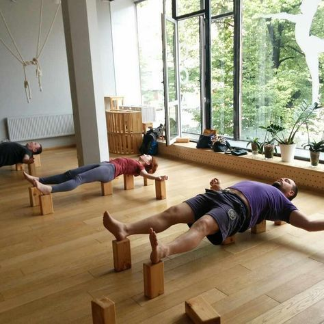 74 likes 1 comments  olga ilinskaya yoga studio