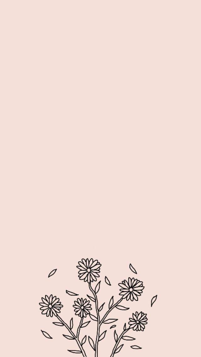 Flowers Floral Wallpaper Tumblr Iphone Wallpaper Spring