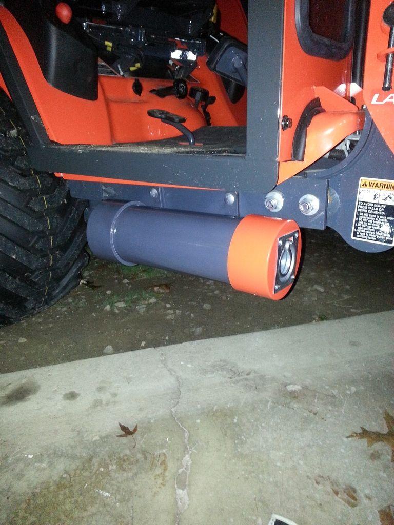 Kubota Tractor Tool Box : Bx toolbox orangetractortalks everything kubota