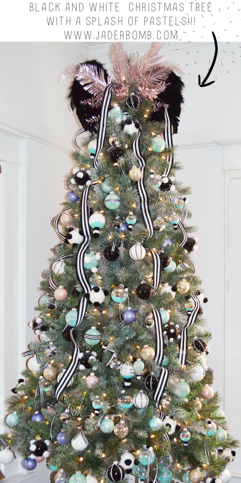 Michaels Dream Tree Challenge Reveal Jaderbomb Christmas Tree Inspiration Holiday Christmas Tree Christmas Tree Themes