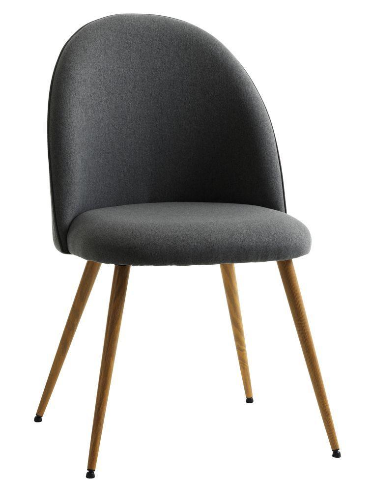 Krzeslo Kokkedal Szary Dab Jysk Krzesla Dining Chairs Dining