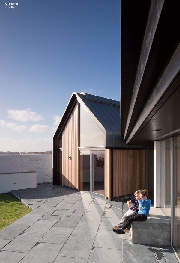 Modern Architecture Scotland kingdom of light: a modern beach house in scotland | interior
