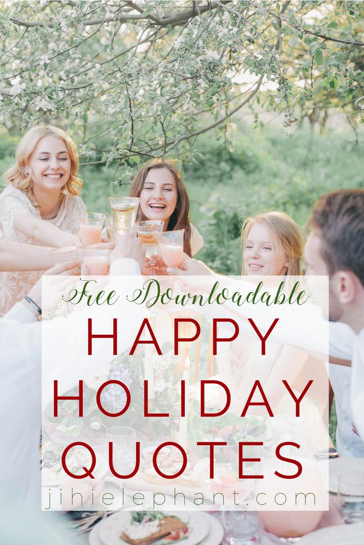 Beautiful Holiday Quotes Diy Holiday Decoration Ideas Holidays