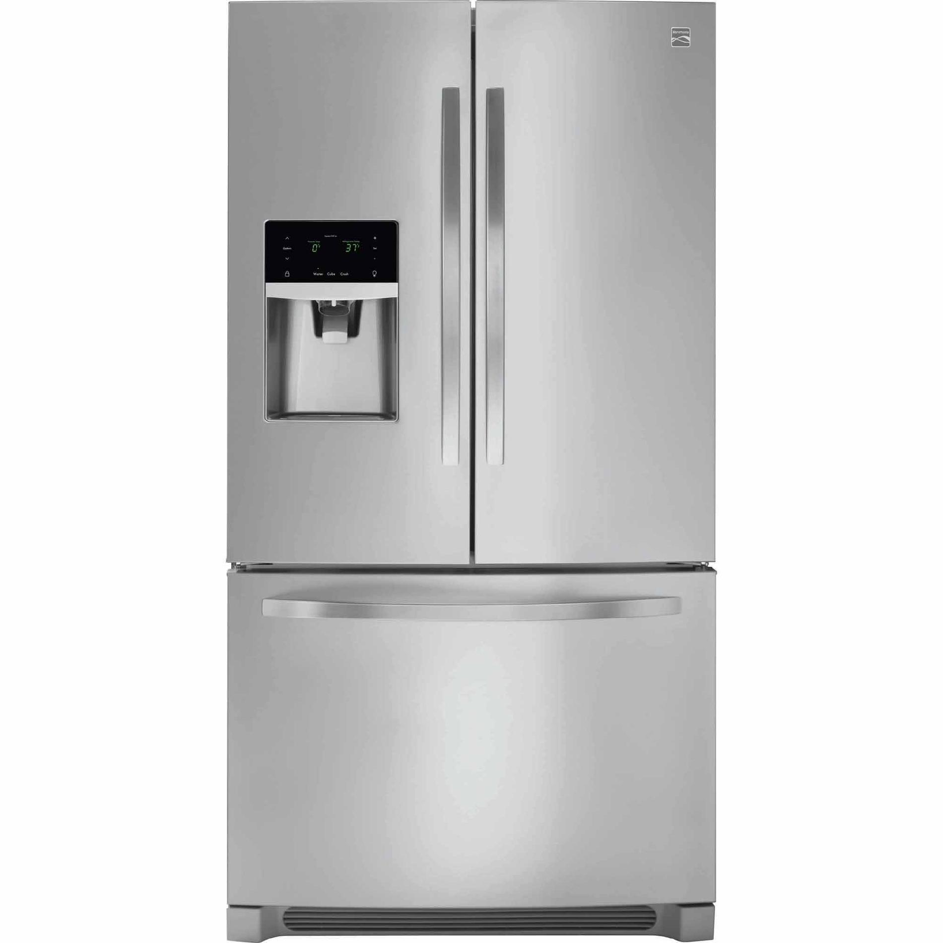 French Door Refrigerator   Stainless Steel |