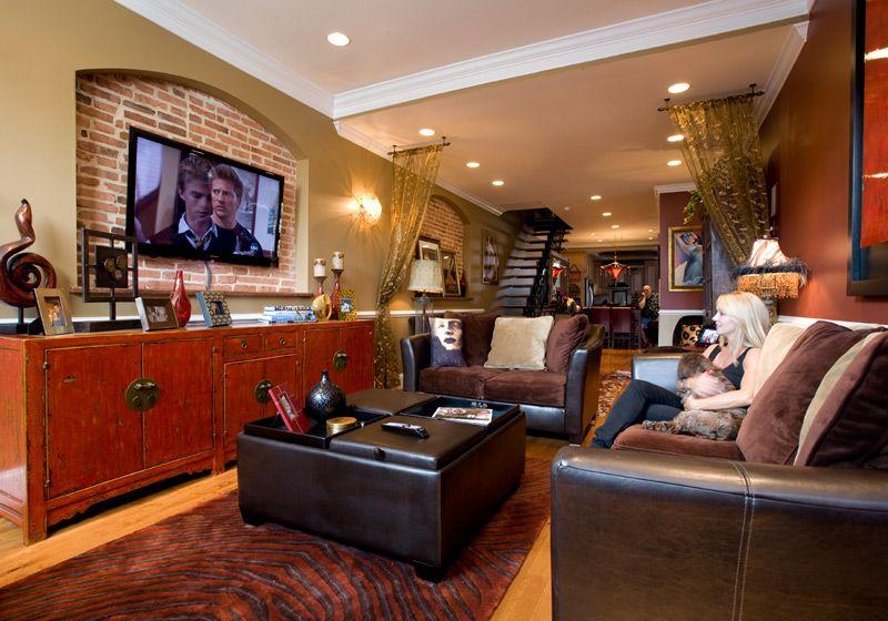 #row #home #living #room #ideas