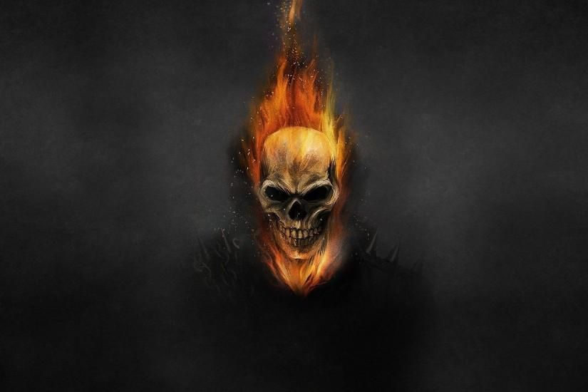 Ghost Rider Hd Wallpapers 1080p Image 763237 Ghost Rider Wallpaper Ghost Rider Skull Wallpaper