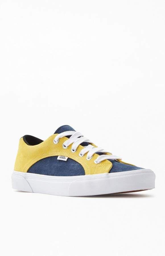 Vans Retro Skate Lampin Shoes Blue Shoes Shoes Vans