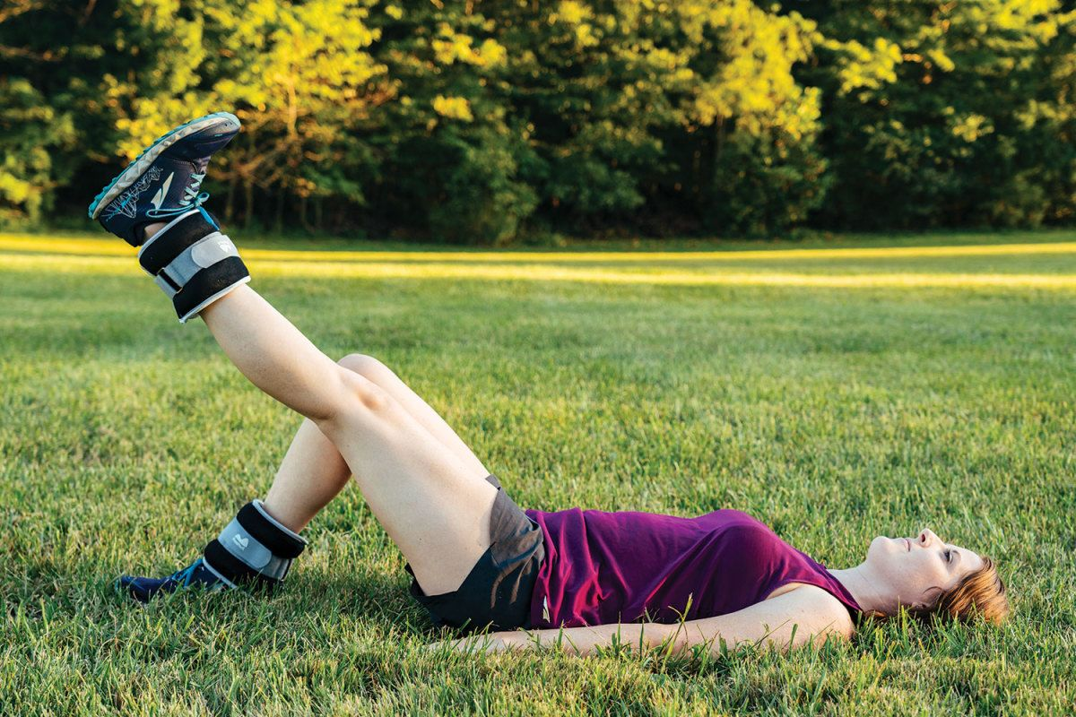 Strengthen Your Knees for Hiking