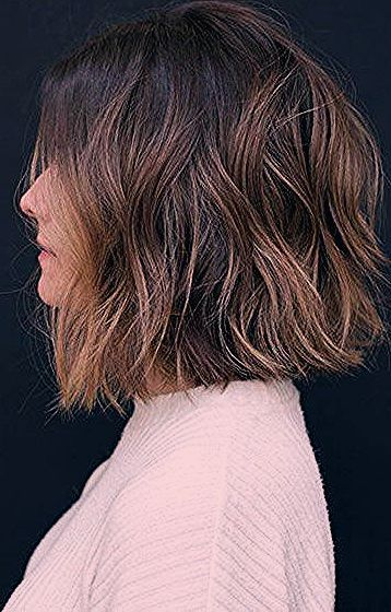 Photo of Niedliche Bob-Frisuren für Frauen, die Sie lieben werden,  #bobhairstylesmedium #BobFrisuren …