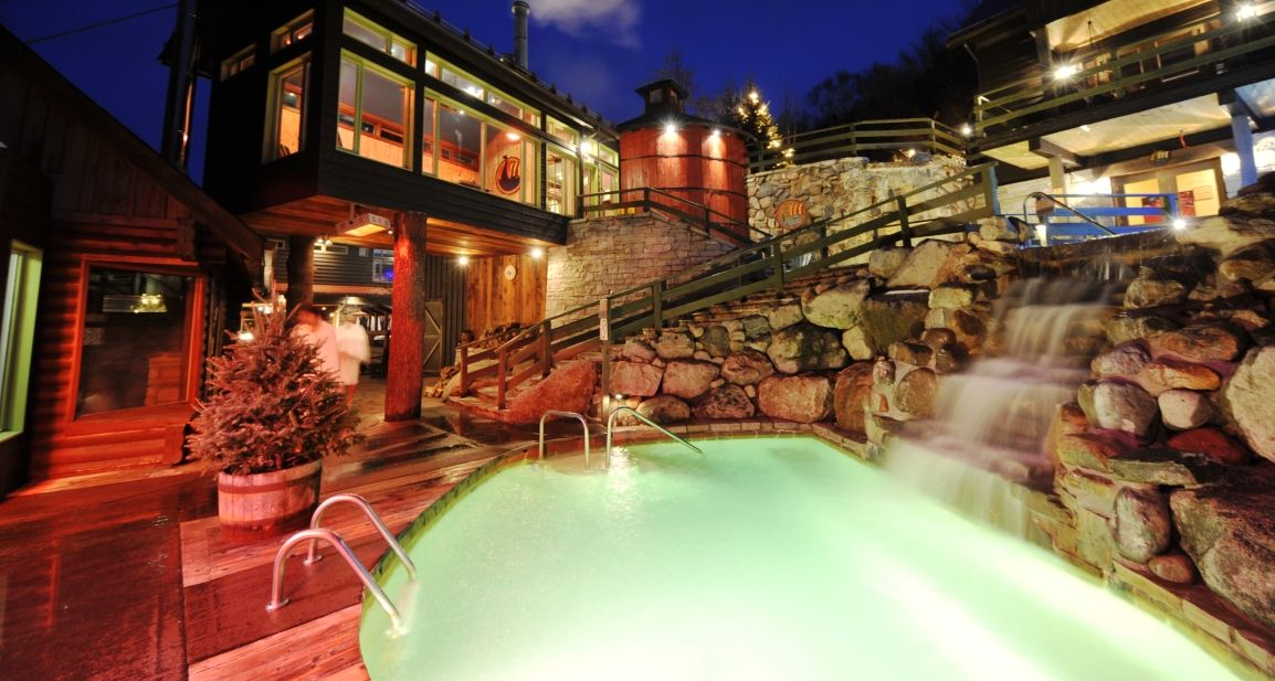 Relaxation In The Heart Of Nature Resort Mont Tremblant Hotels And Resorts