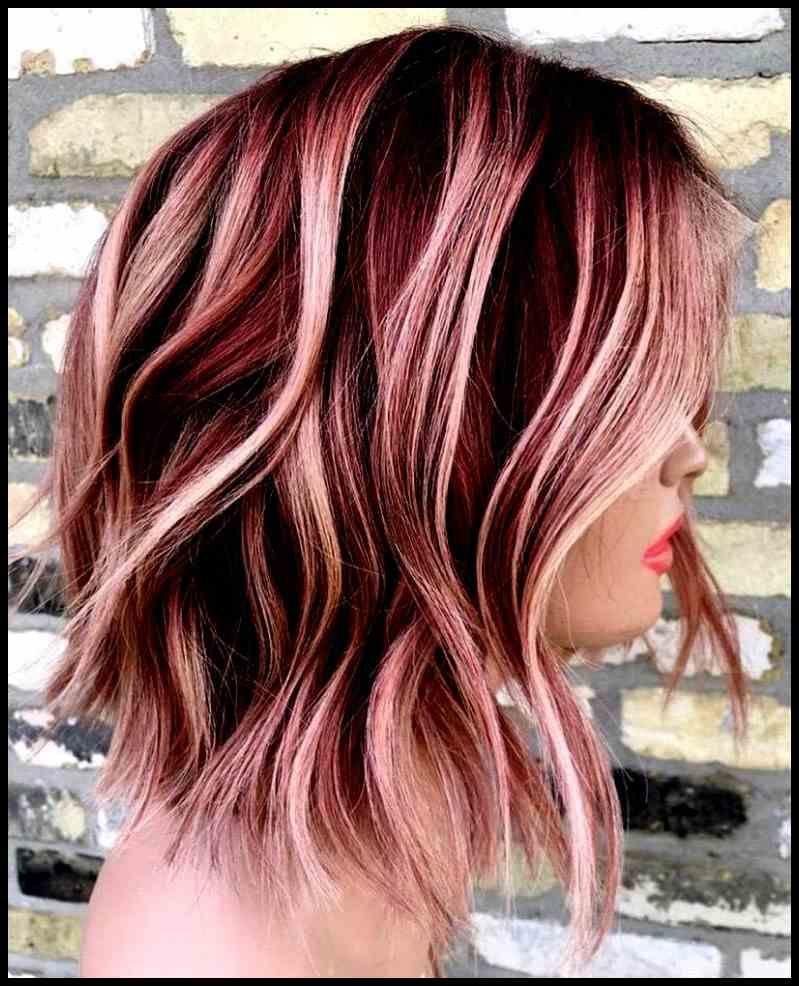 Neuesten Frisuren Und Farben Mittellanges Haar Zehn Kreative