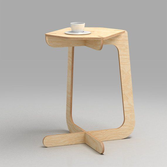 Photo of bedside table