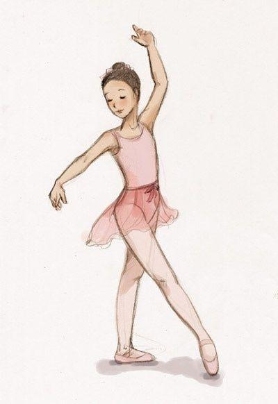 Pin By Jewel Mijares On Art Ballet Illustration Ballerina Drawing Dance Paintings