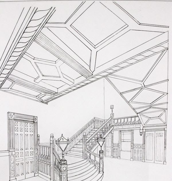 Trends For 2 Point Perspective Stairs