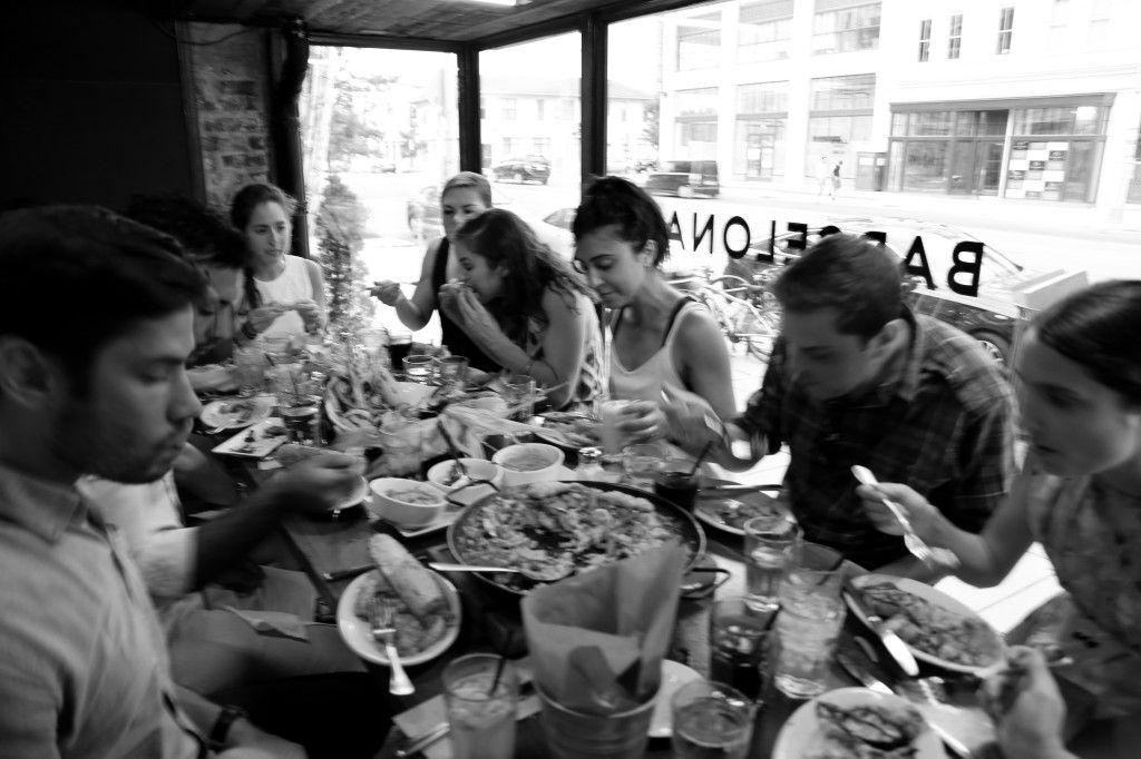 Washington, DC: Barcelona Wine Bar Vegan Dinner Gathering // inmybowl.com