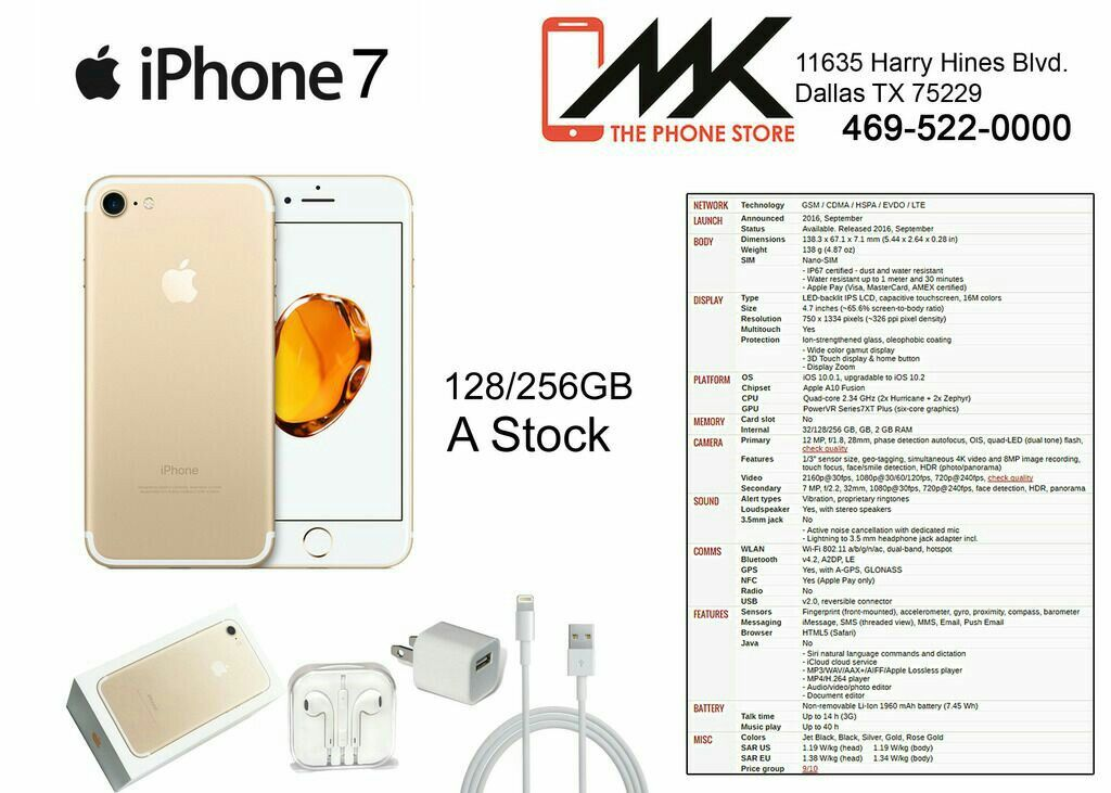 Pin By Mk Phones On Iphone 7 Phone Phone Store Iphone 7