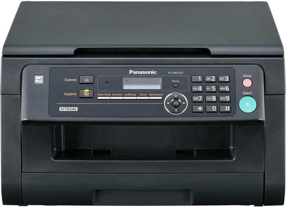 Panasonic Kx-mb2000ru драйвер скачать