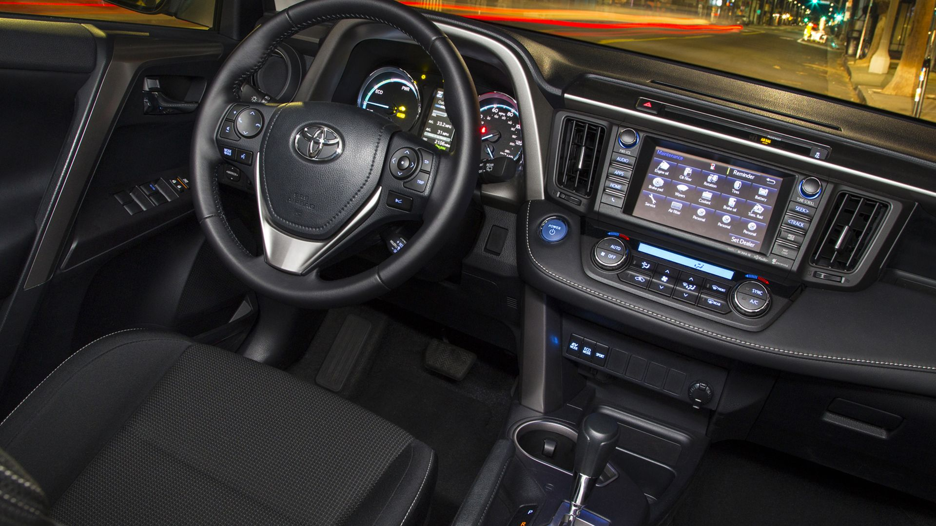 New 2019 toyota highlander hybrid interior design goals - Toyota highlander hybrid interior ...