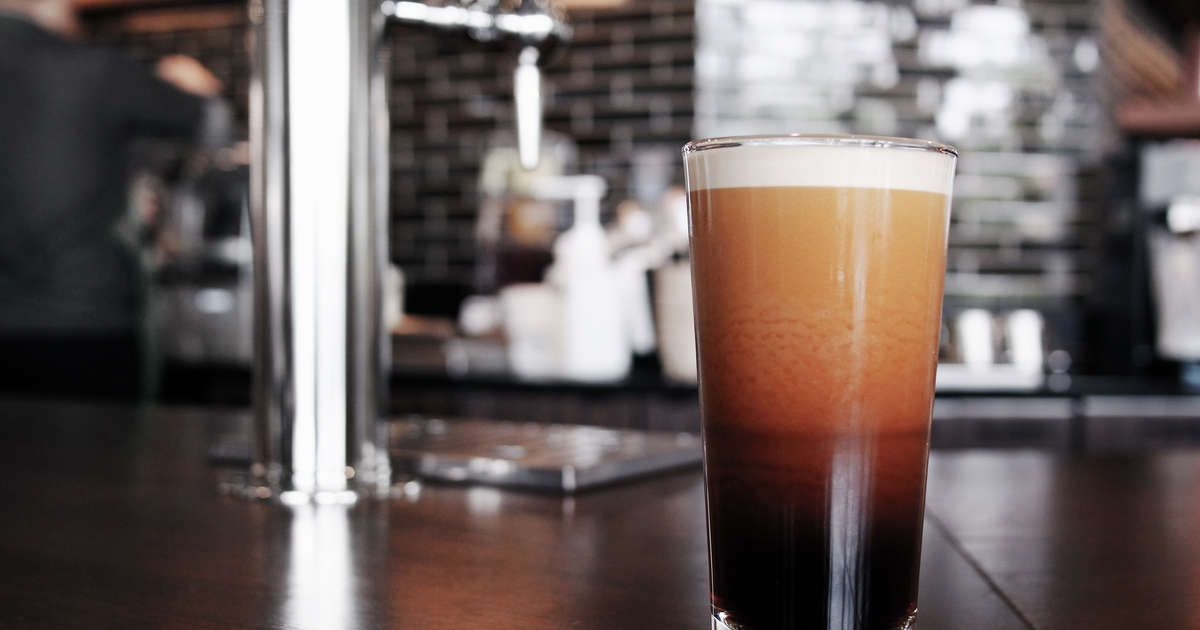 How Nitro Became the Hottest Thing in Cold Coffee Nitro