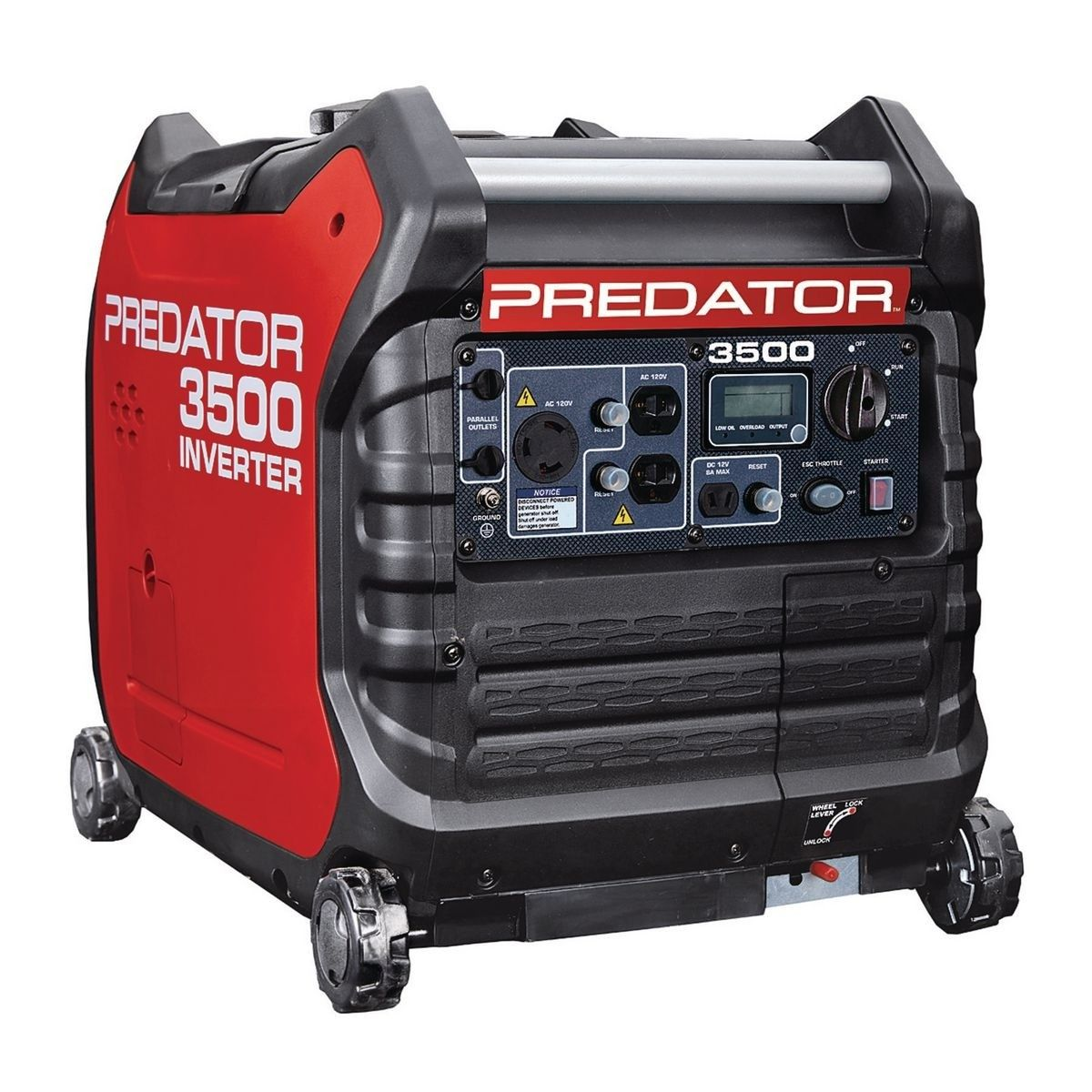 Buy The Predator 3500 Watt Super Quiet Inverter Generator For 689 99 Inverter Generator Camping Generator Portable Generator