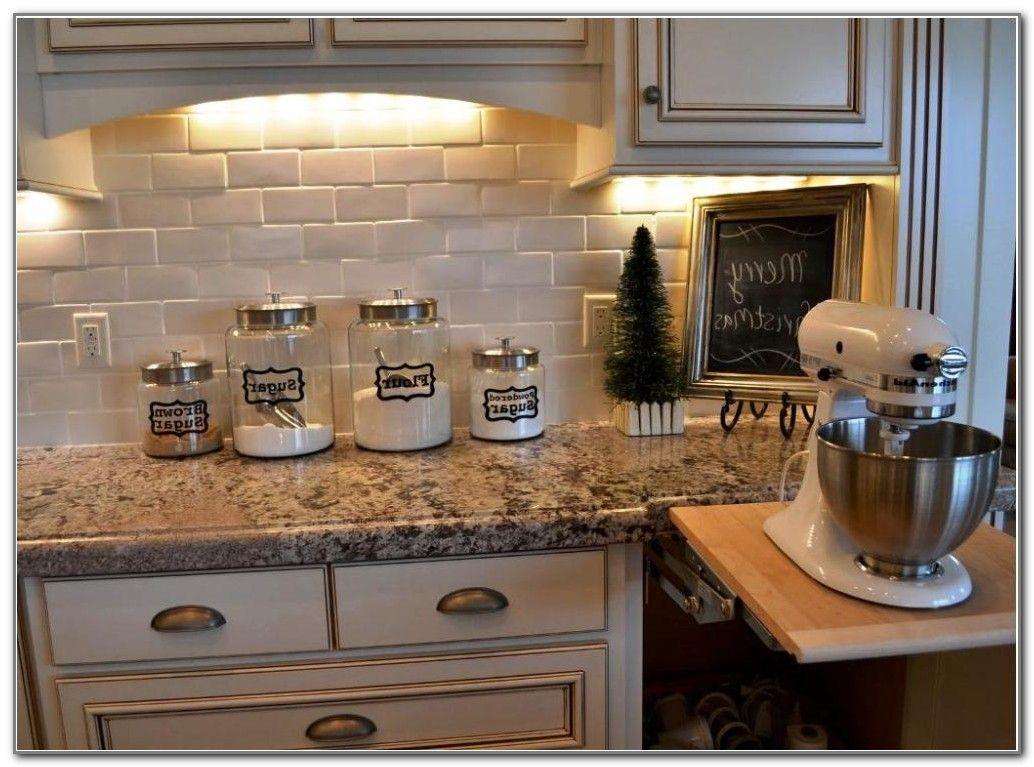 Billig Backsplash Ideen Küche Zu Hause 30 Billig