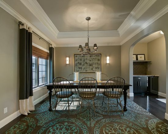 Contemporary Spaces Small Narrow Living Room With Low Ceiling Design Pictures Remodel Decor A Dining Room Paint Colors Dining Room Paint Dining Room Ceiling