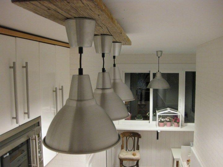 Diy cambios en la cocina sin obras cocina n rdica for Reforma cocina sin obra antes y despues