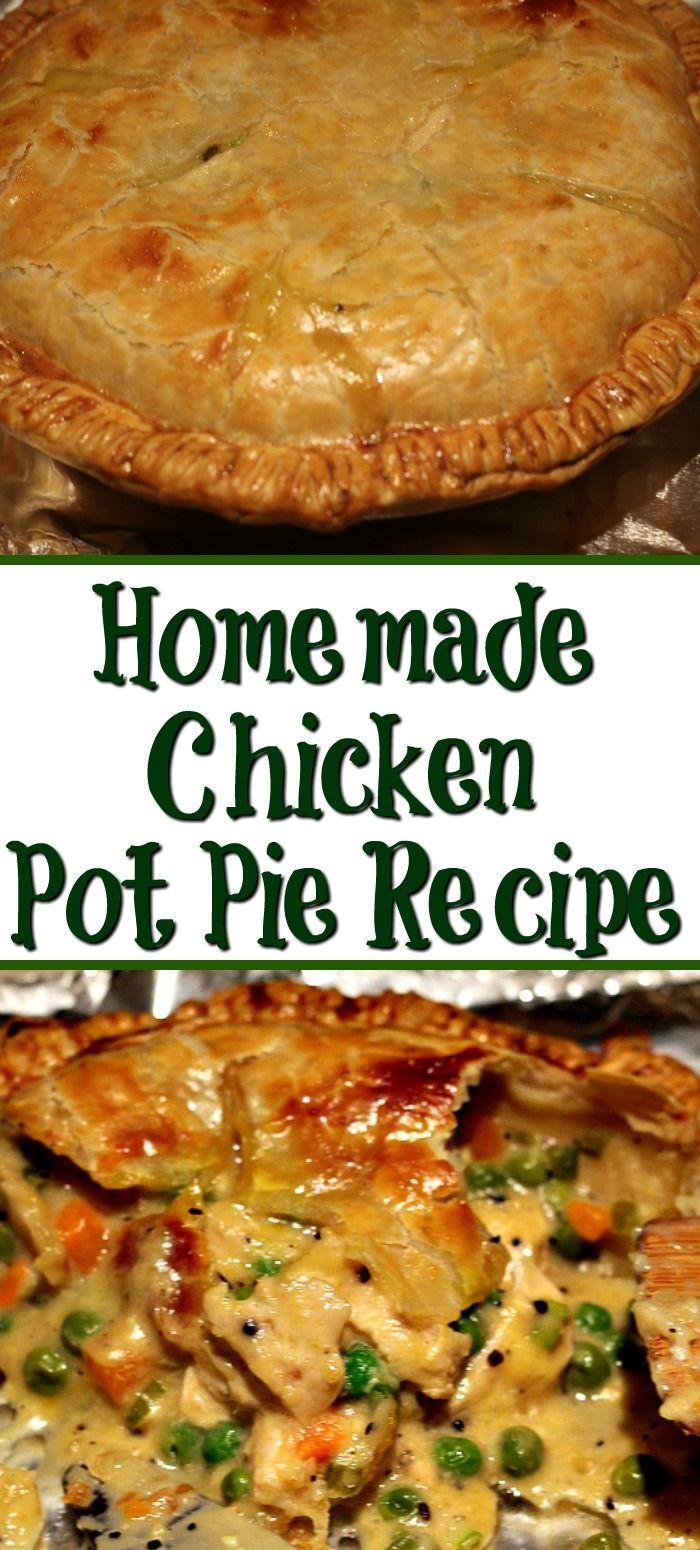 Cette recette de tarte au poulet maison facile à préparer est un aliment réconfortant parfait pour l'automne! Mélangez la garniture et utilisez des croûtes à tarte achetées en magasin pour ...